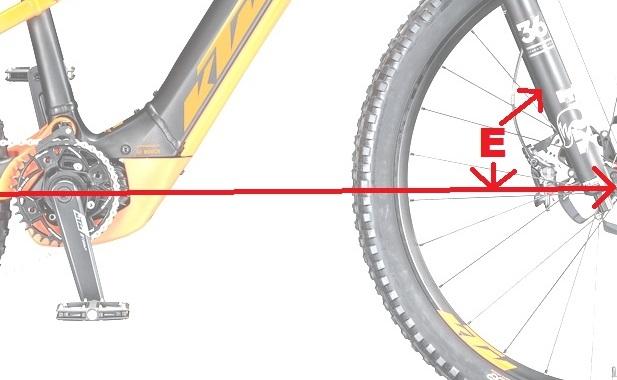 angolo del tubo sterzo della kapoho