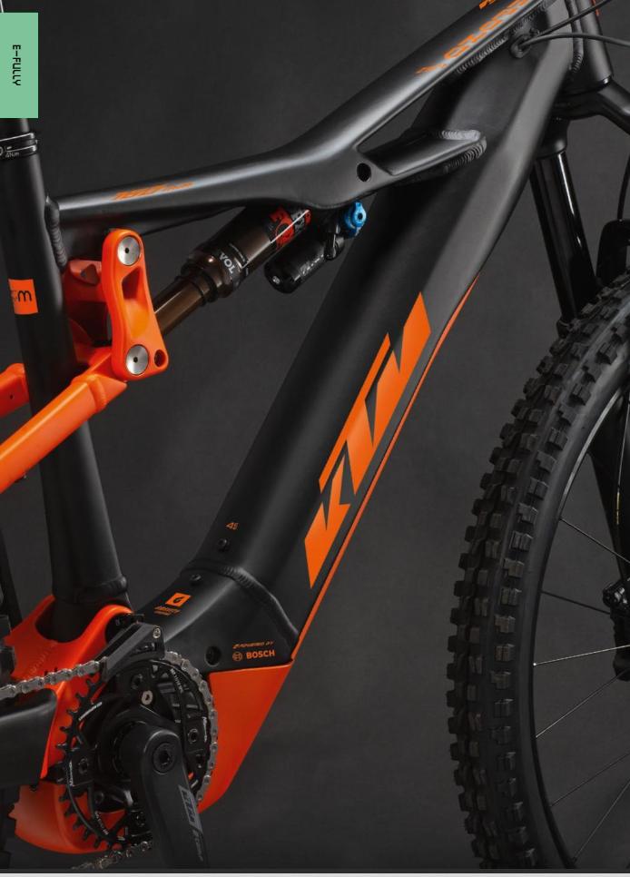 nuovo concetto nella sospensione posteriore che ottimizza la pedalata in funzione antisquat