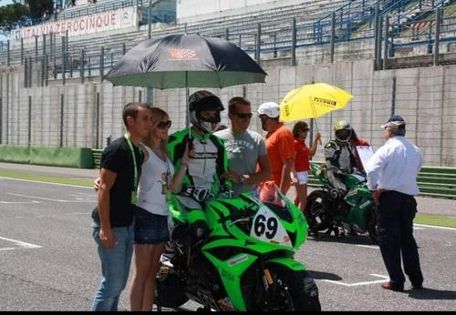 campionato Honda a Vallelunga