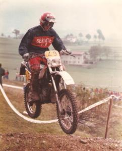 Prova unica del campionato italiano di motocross