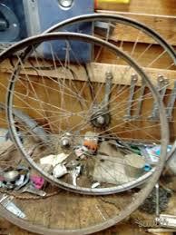 costruzione dei cerchi per bicicletta