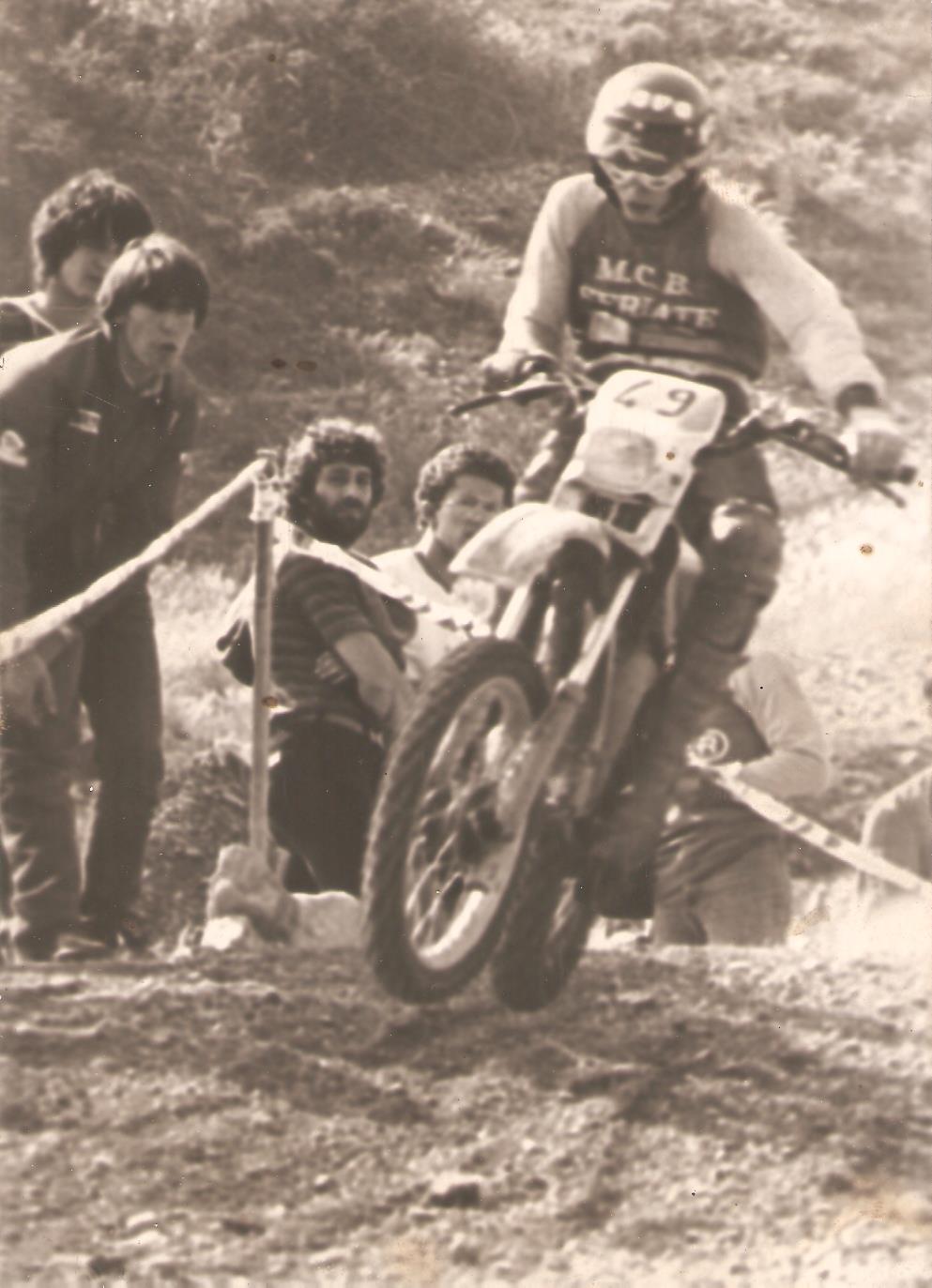 renato al campionato italiano del 1981