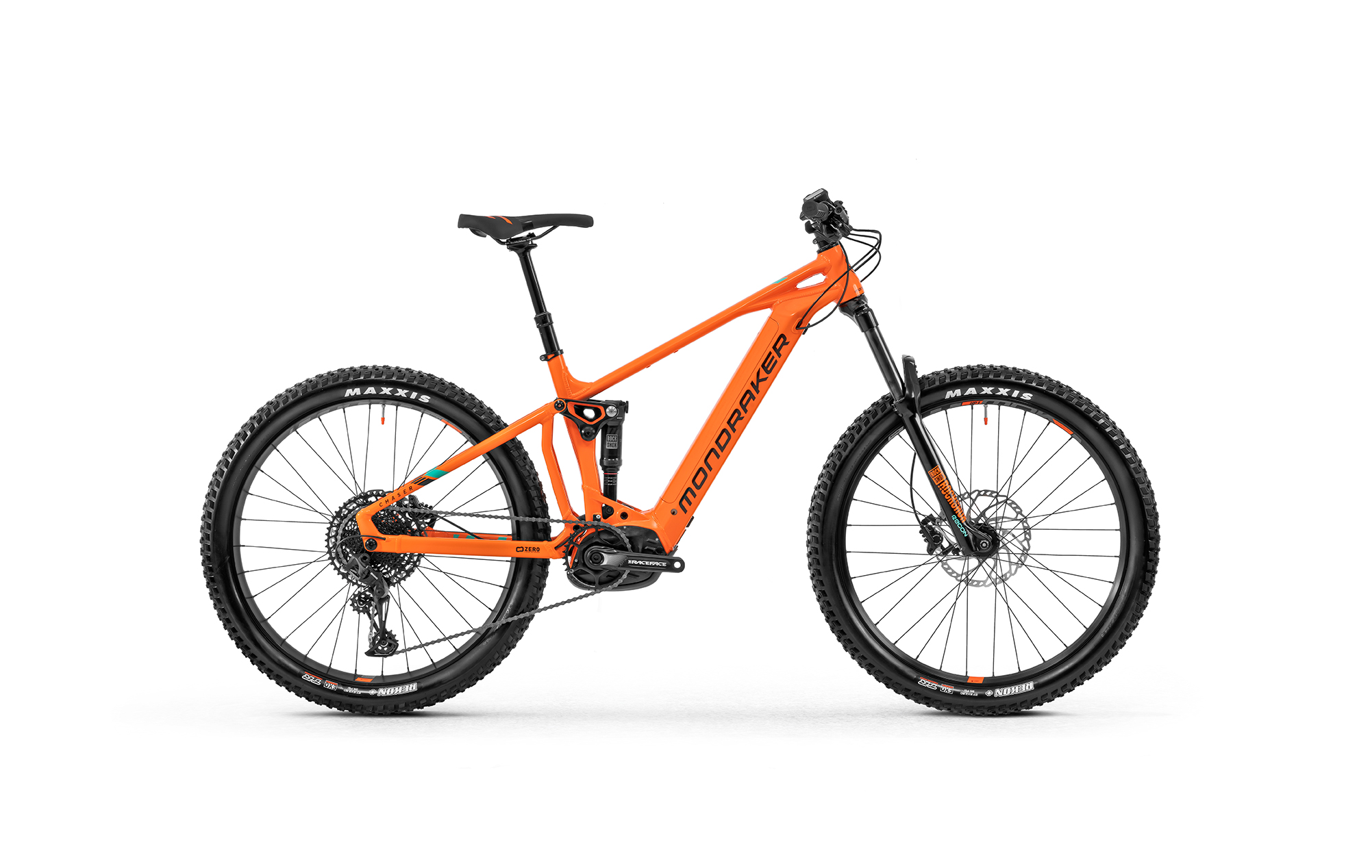 bici elettrica Chaser+ Mondraker