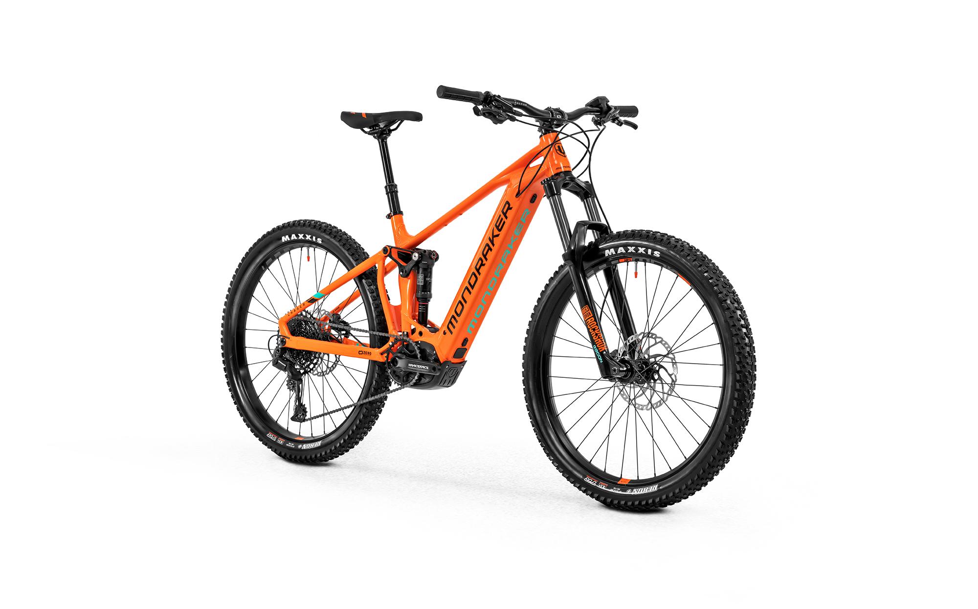e bike da trail Chaser +mondraker
