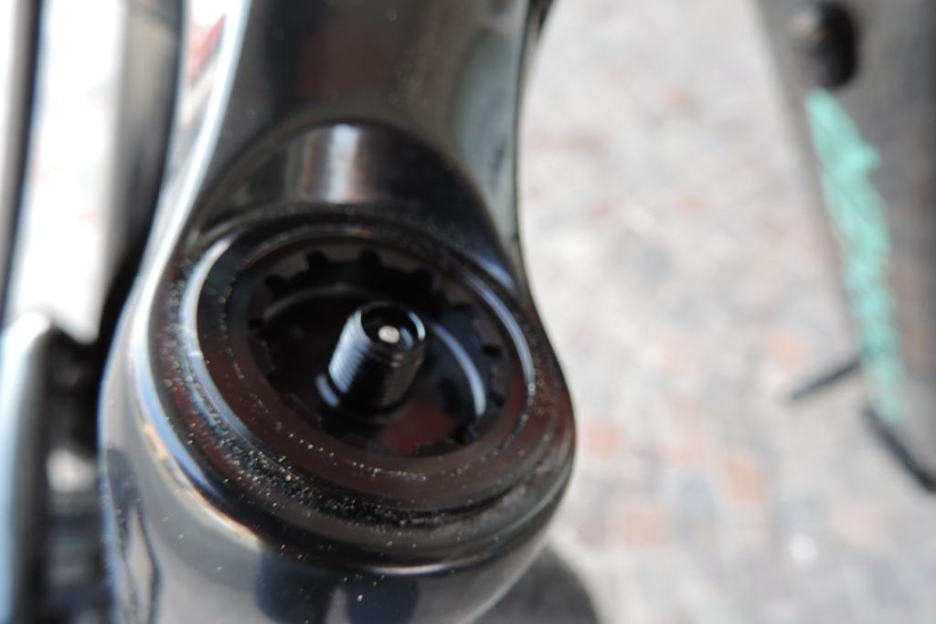 punto di carico o scarico per la compressione o decompressione dell'aria
