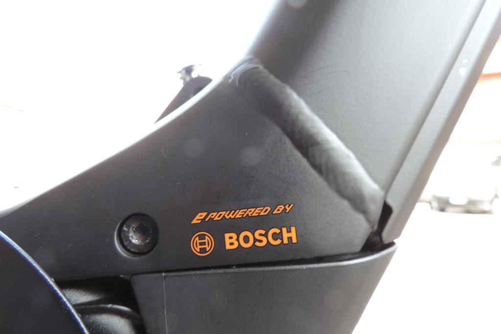 e bike macina team con motore di 4 generazione Bosch performance line cx