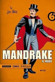 fumetto Mandrake da cui deriva Mondraker