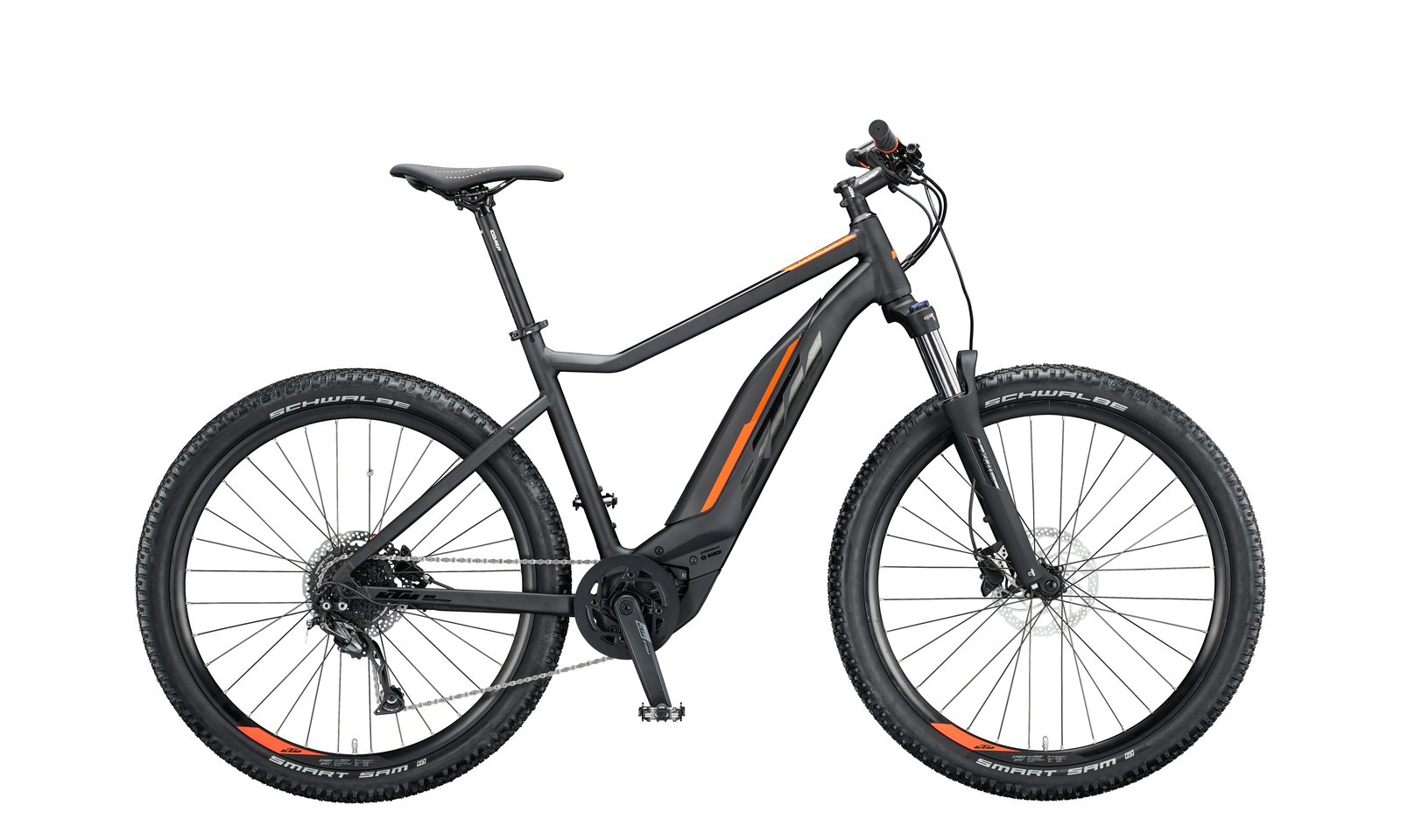 Modello 2020 e bike della KTm Macina Action