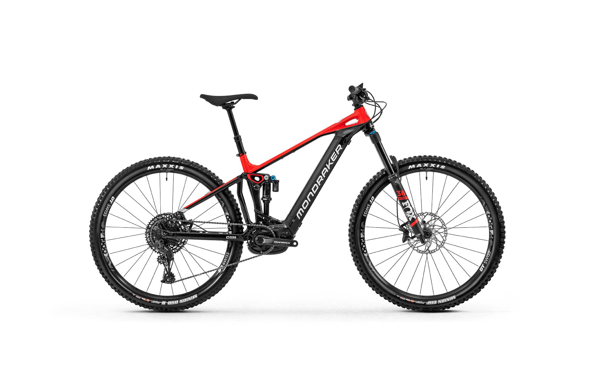 la bici elettrica enduro Mondraker Crafty R
