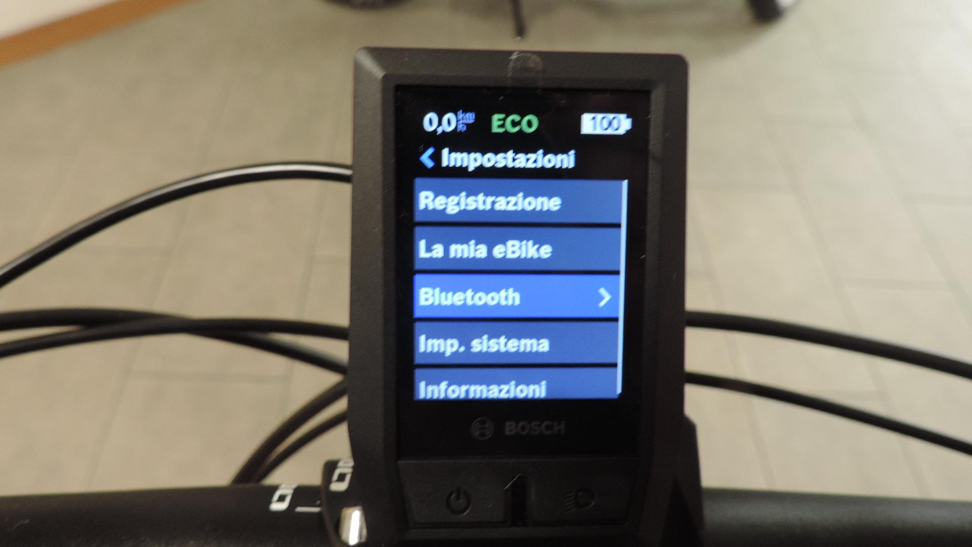menu a discesa del computer Kyox