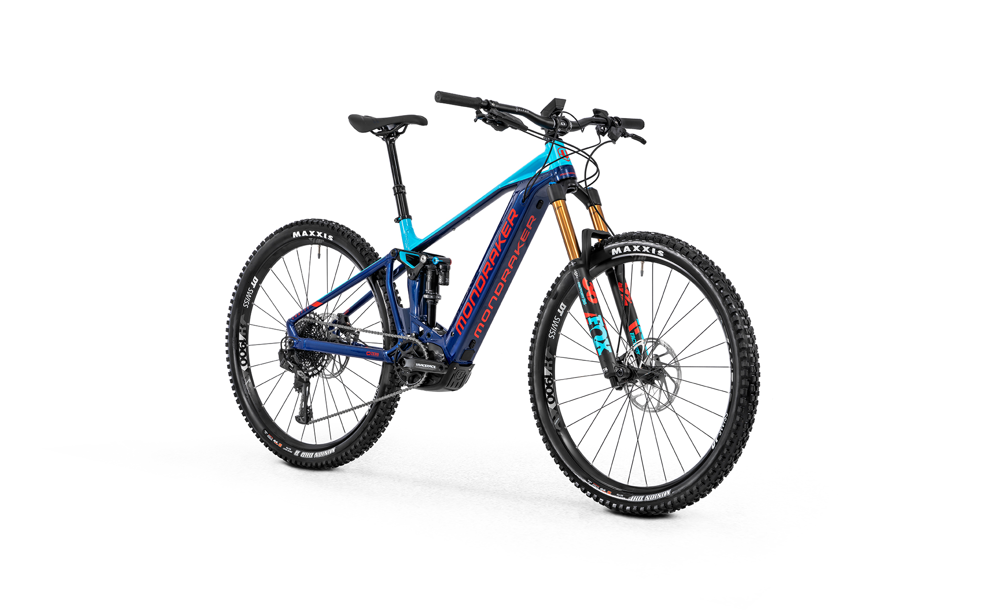 versione in alluminio della bici elettrica Crafty rr