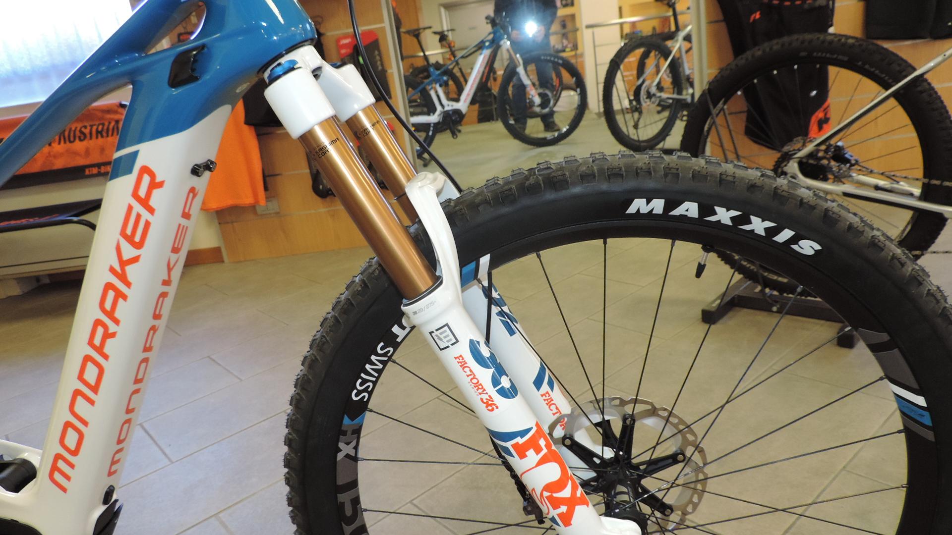 copertone maxxis minion per crafty rr