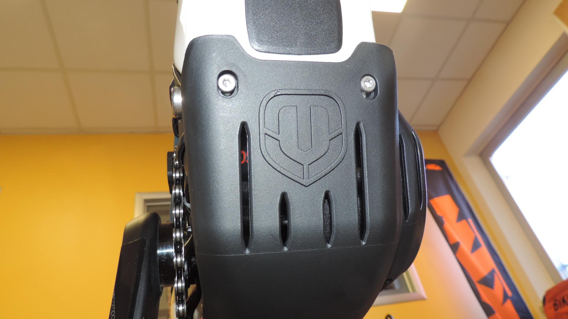 protezione del motore con dissipazione del calore