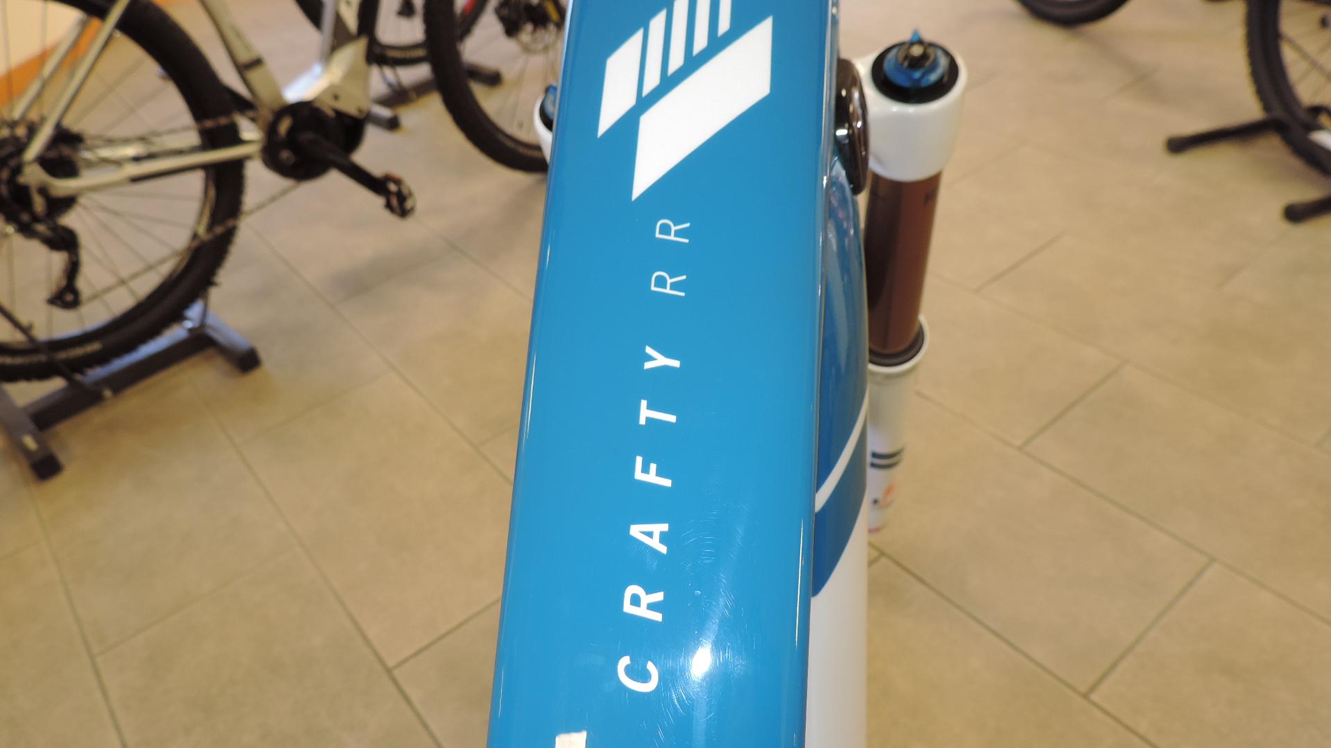 modello Modello di ebike in carbonio Mondraker: Crafty RR carbon