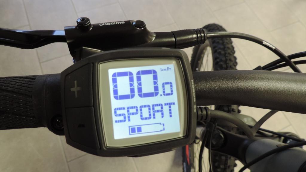 ciclocomputer purion su ebike macina ride 271 ktm